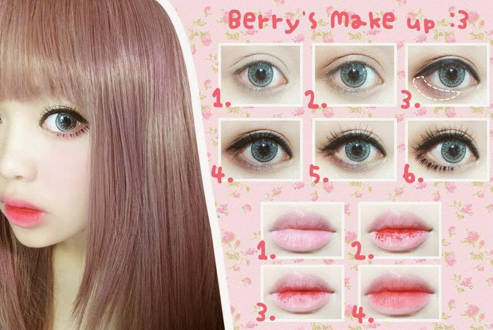 Как сделать макияж для куклы на