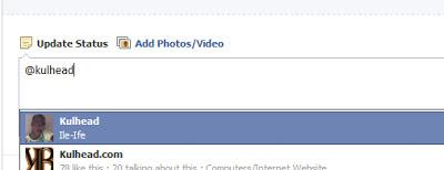 Facebook Tagging: www.kulhead.blogspot.com