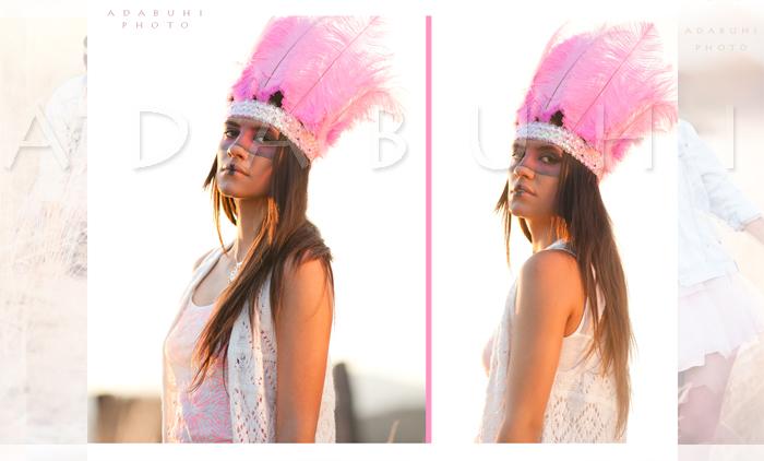 Model: Lady Martín - Maquillaje: Marlén Saoz - Estilista: Ana Amaly Osorio Ovalles