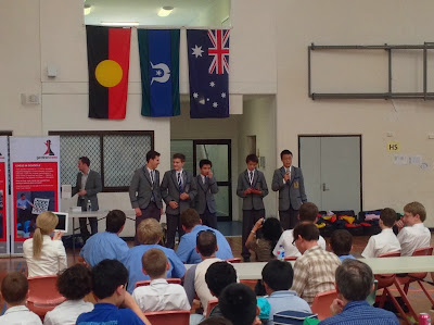 Queensland Inter-school's Chess Final