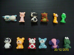 Made with Polymer Clay
