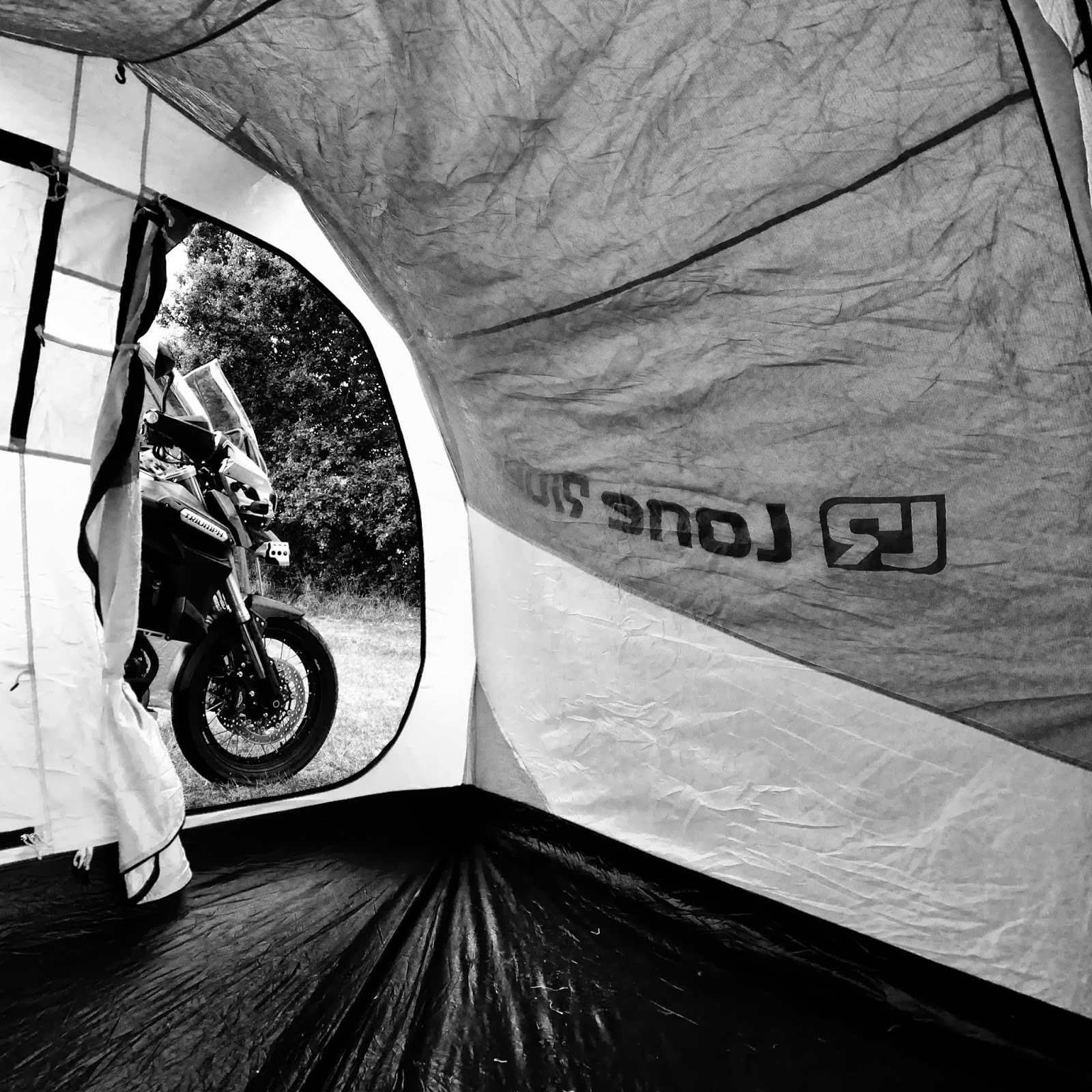 GetGeared - gear for bikers: Tents for your Touring