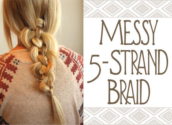 hair braids style