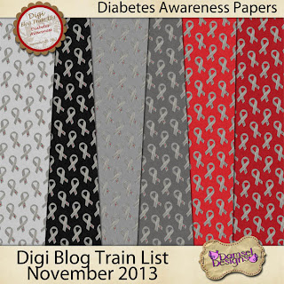 Diabetes Awareness blog Train