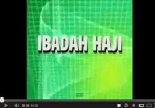 Video Panduan Ibadah Haji
