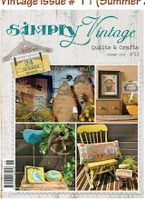 Simply Vintage magazine - 23  projects in all