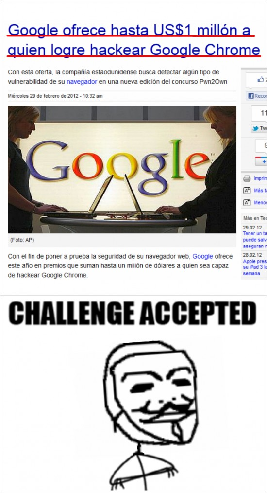 memes caricaturas  hackea google