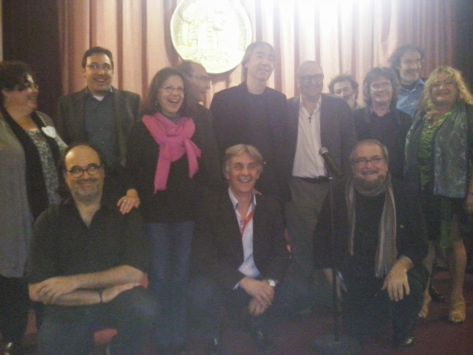 Al Cercle Artístic de Barcelona 07.11.14