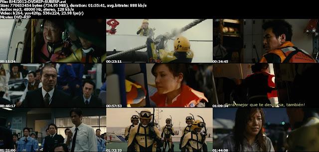 Brave Hearts Umizaru (2012) [DVD RIP] [SUB ESP] (peliculas hd )
