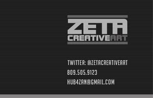 ZETA CREATIVE ART