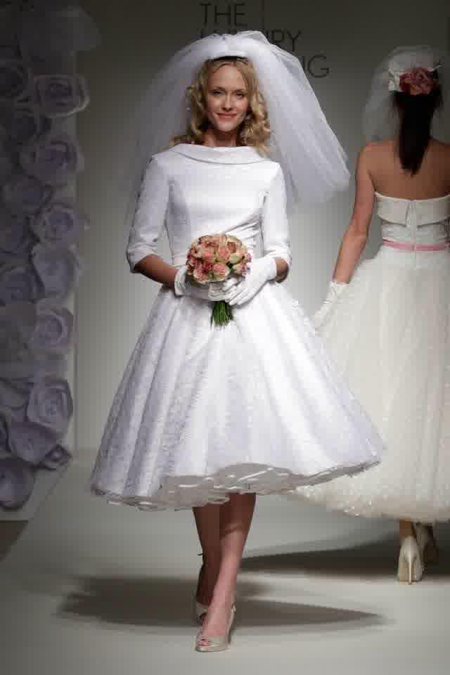 Vintage 1950\'s Wedding Gowns Stylish Deal | wedding ideas