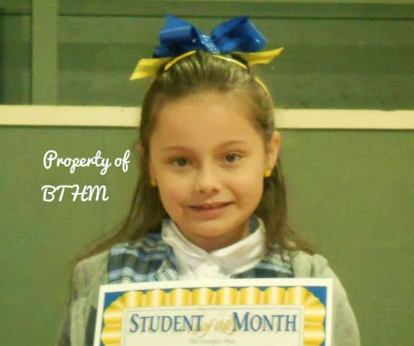 student of month 2014 1