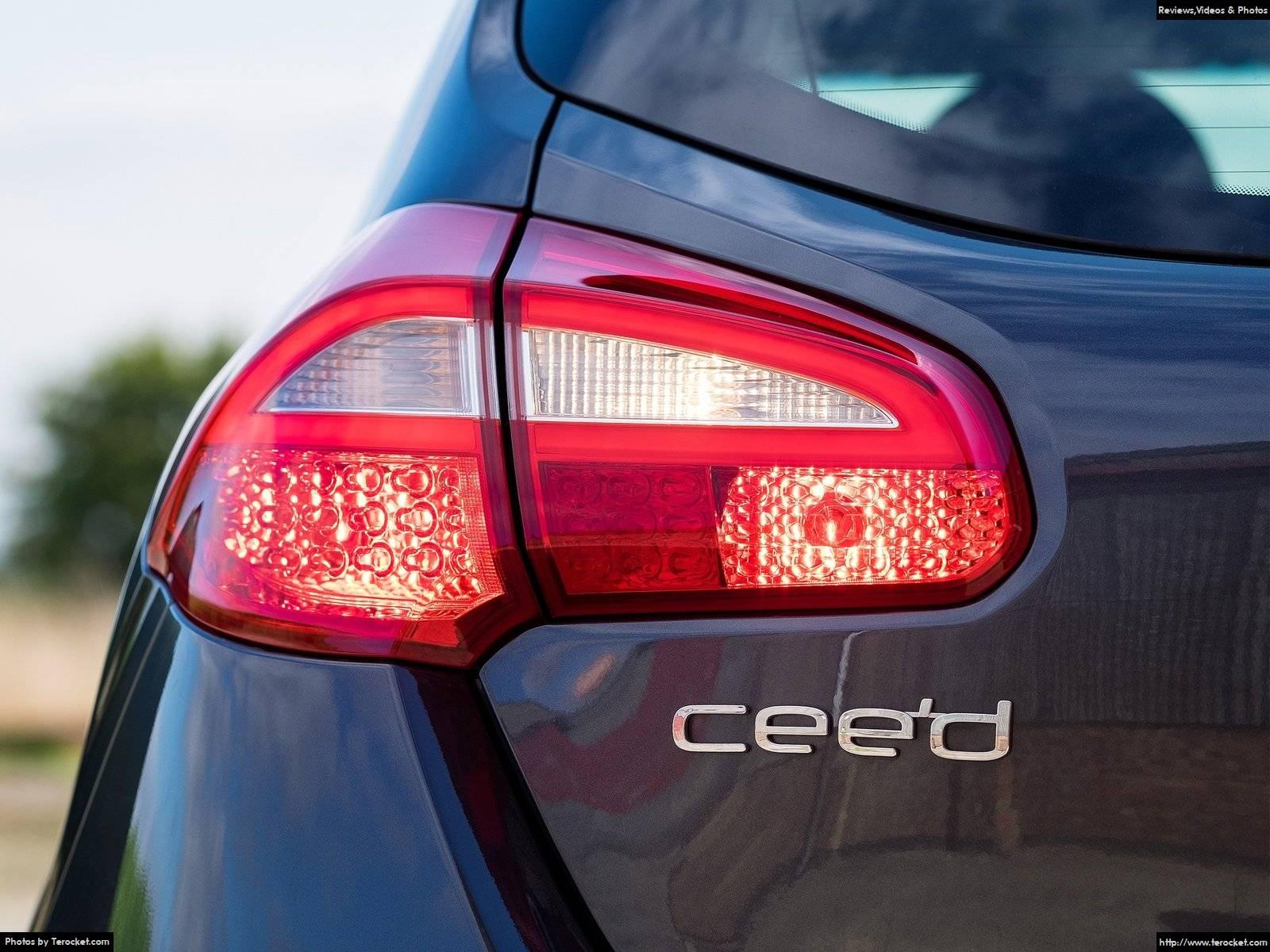Hình ảnh xe ô tô Kia Ceed 2016 & nội ngoại thất