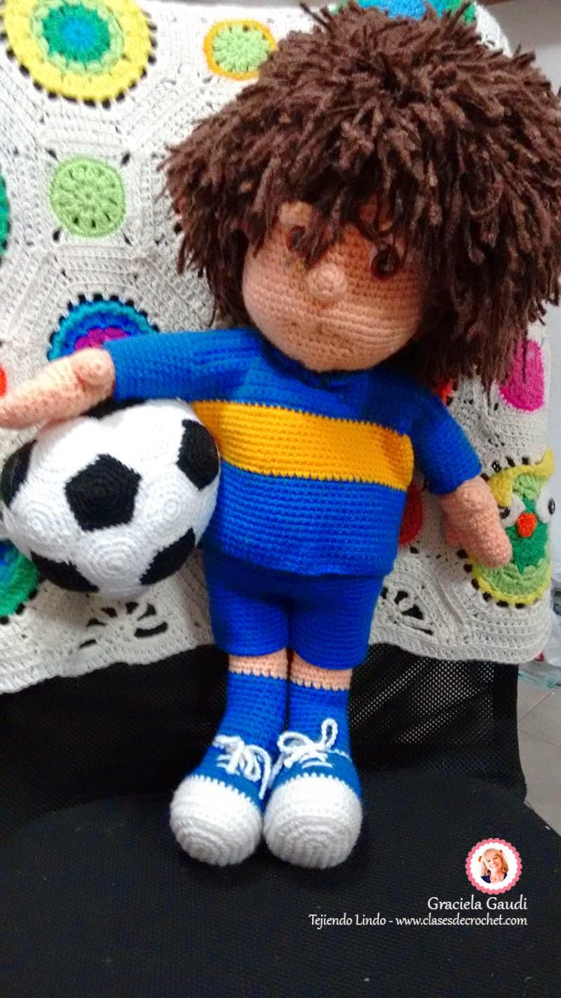 Crochet: amigurumis, decoración y mucha creatividad