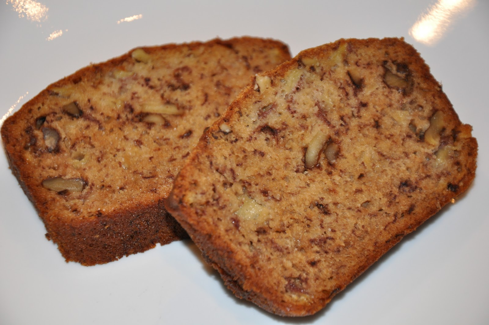 ... India: Cafe Style Best Ever Banana Bread for December Sweet Punch