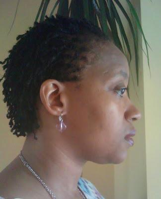 Black Hair Brown Skin One Week In Sisterlocks How It