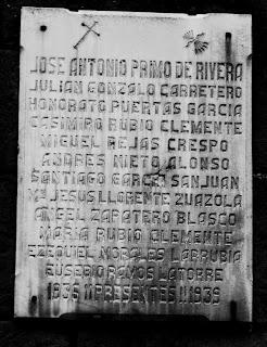 José Antonio en Vinuesa