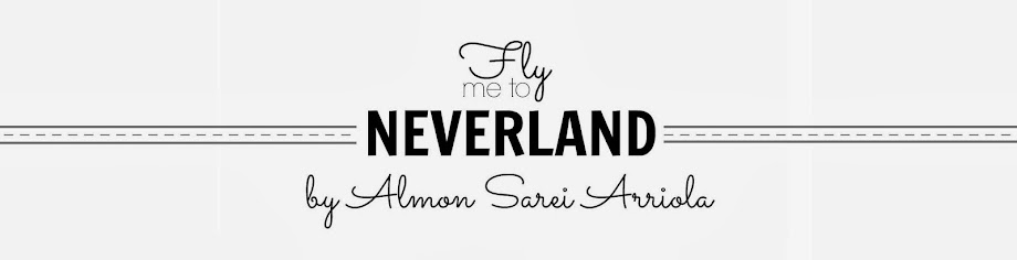 Fly me to Neverland.