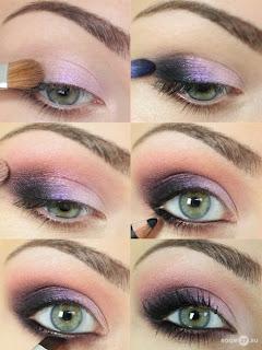 Maquillaje de Ojos Paso a Paso, parte 4