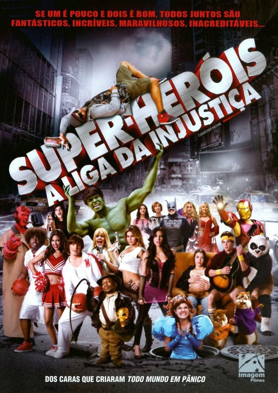 Super-Heróis: A Liga da Injustiça – Dublado (2008)
