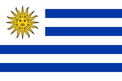 Download Uruguay Flag Free