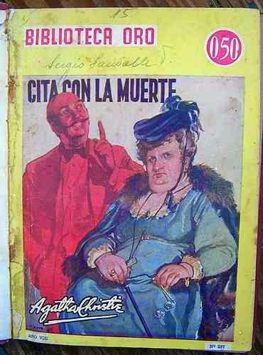 Cita con la muerte - Agatha Christie (audiolibro)