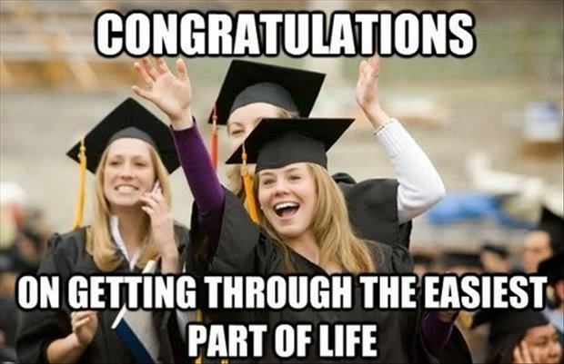 Very Funny Graduation Quotes 2015