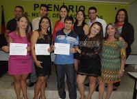Membros do Conselho Tutelar foram empossados neste domingo (10) em Baraúna