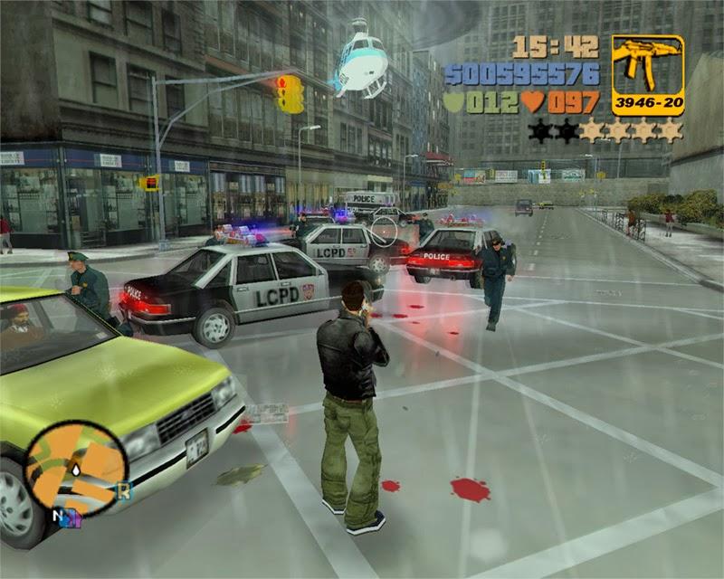 شرح تحميل وتتبيث لعبة GTA 3 مضغوطة جداا بحجم خيالي 129 MB