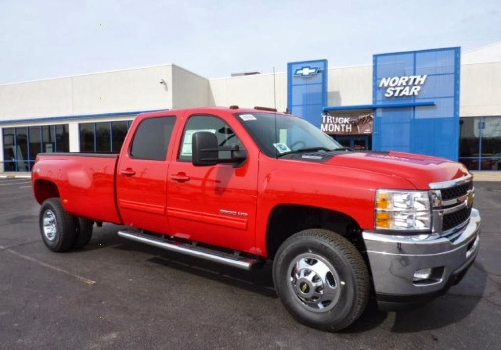 Chevrolet Silverado 3500 Photos