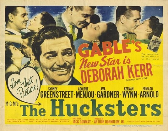 """""""The Hucksters"""" (1947)"""