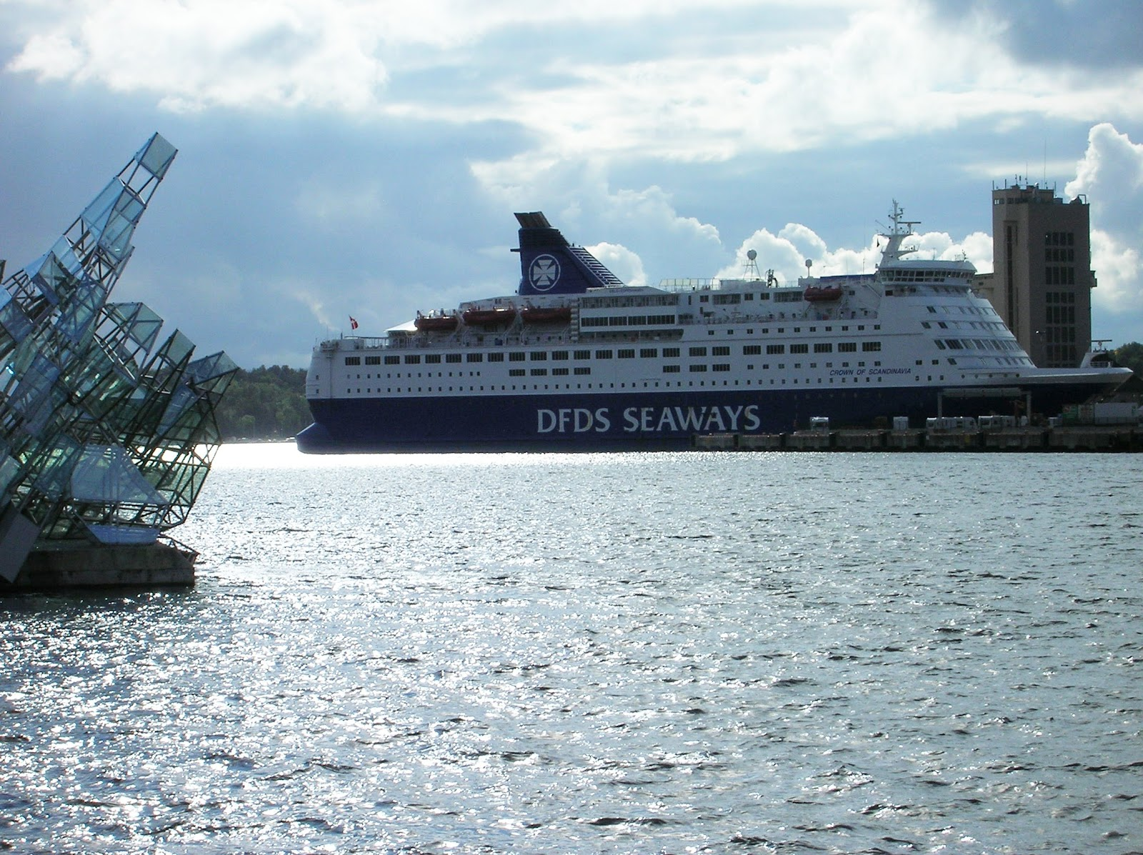 Crucero de DFDS Seaways,img alt=