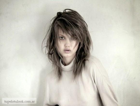 cortes de pelo en capas