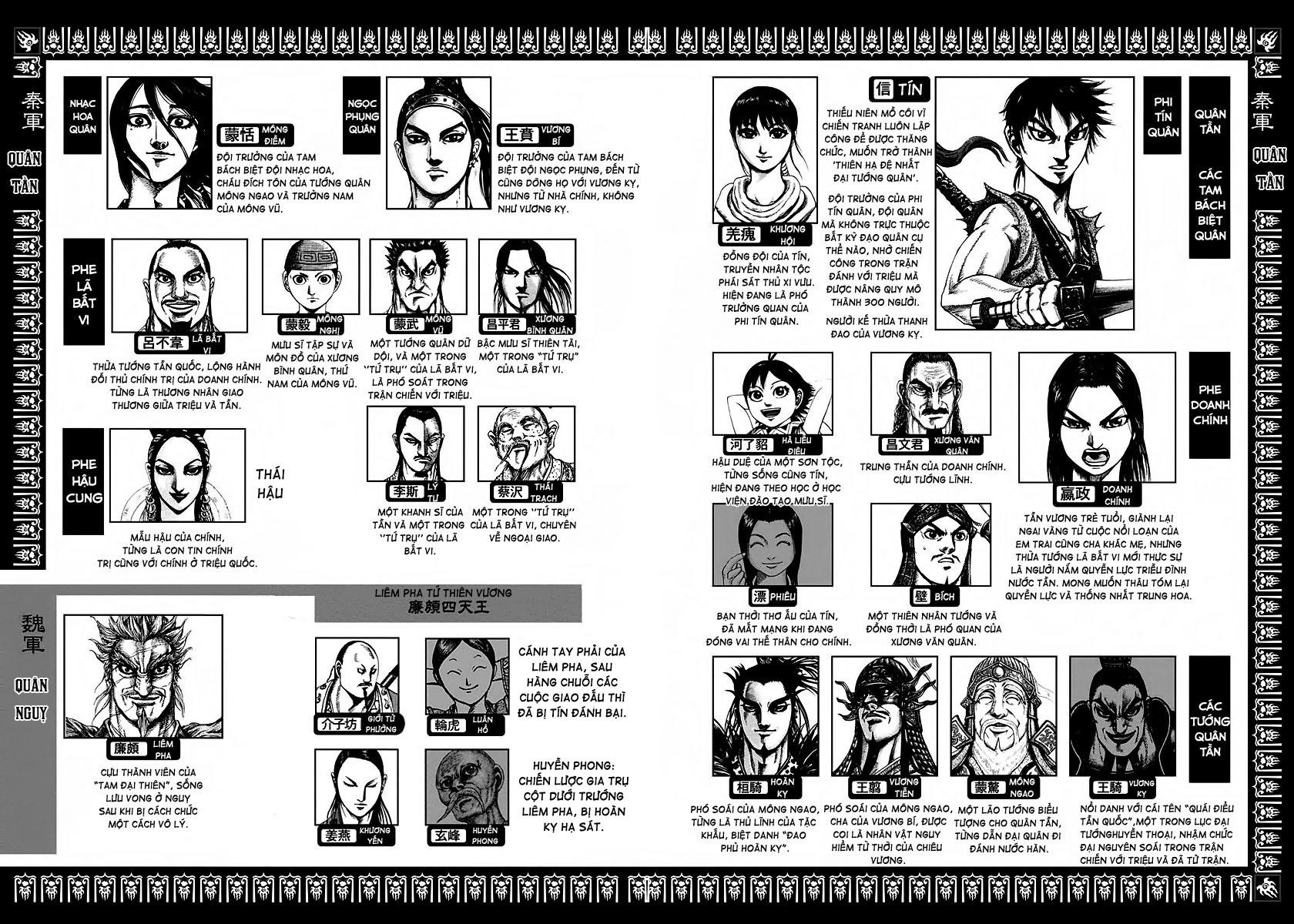 Kingdom – Vương Giả Thiên Hạ (Tổng Hợp) chap 240 page 6 - IZTruyenTranh.com
