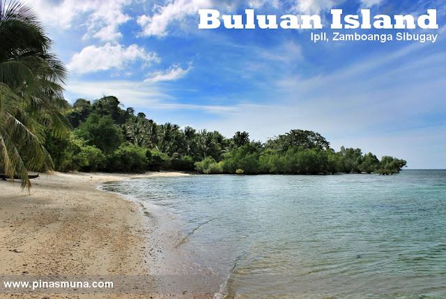 Buluan Island of Zamboanga Sibugay