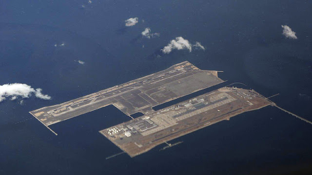 Aeropuertos mas peligrosos del mundo: Osaka