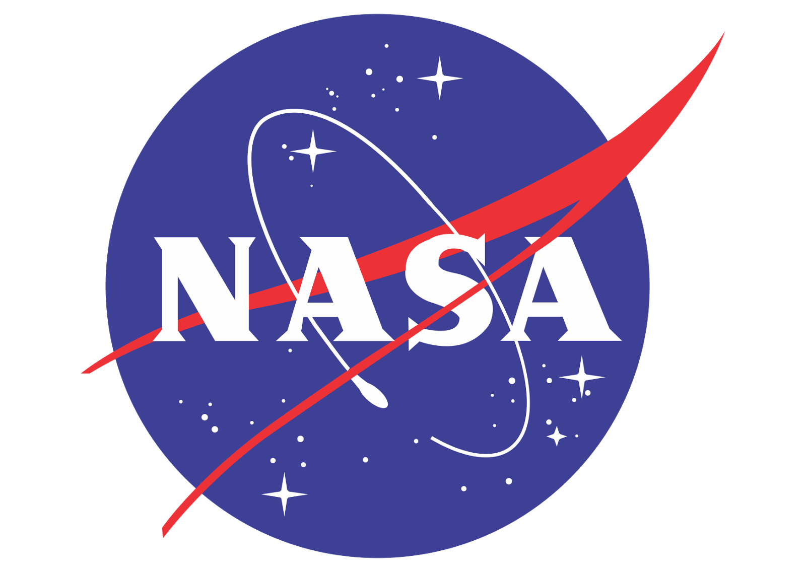 easy to draw nasa symbol - photo #6