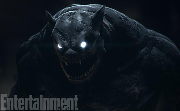 O novo vilão de Teen Wolf vai dar trabalho aos heróis. Ele é grande, é forte e é feio!