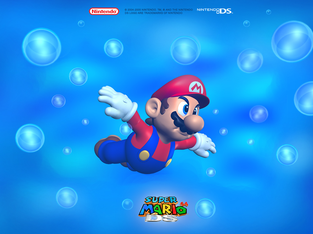 Super Mario HD & Widescreen Wallpaper 0.368555662112049