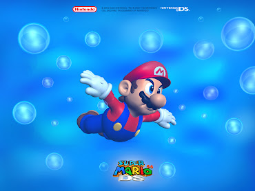 #28 Super Mario Wallpaper
