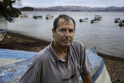 Paul Theroux. Photo credit Steve McCurry Studios