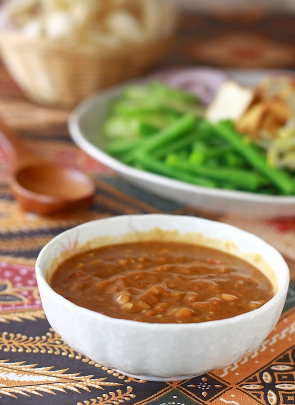Easy Thai Peanut Sauce by Season with Spice