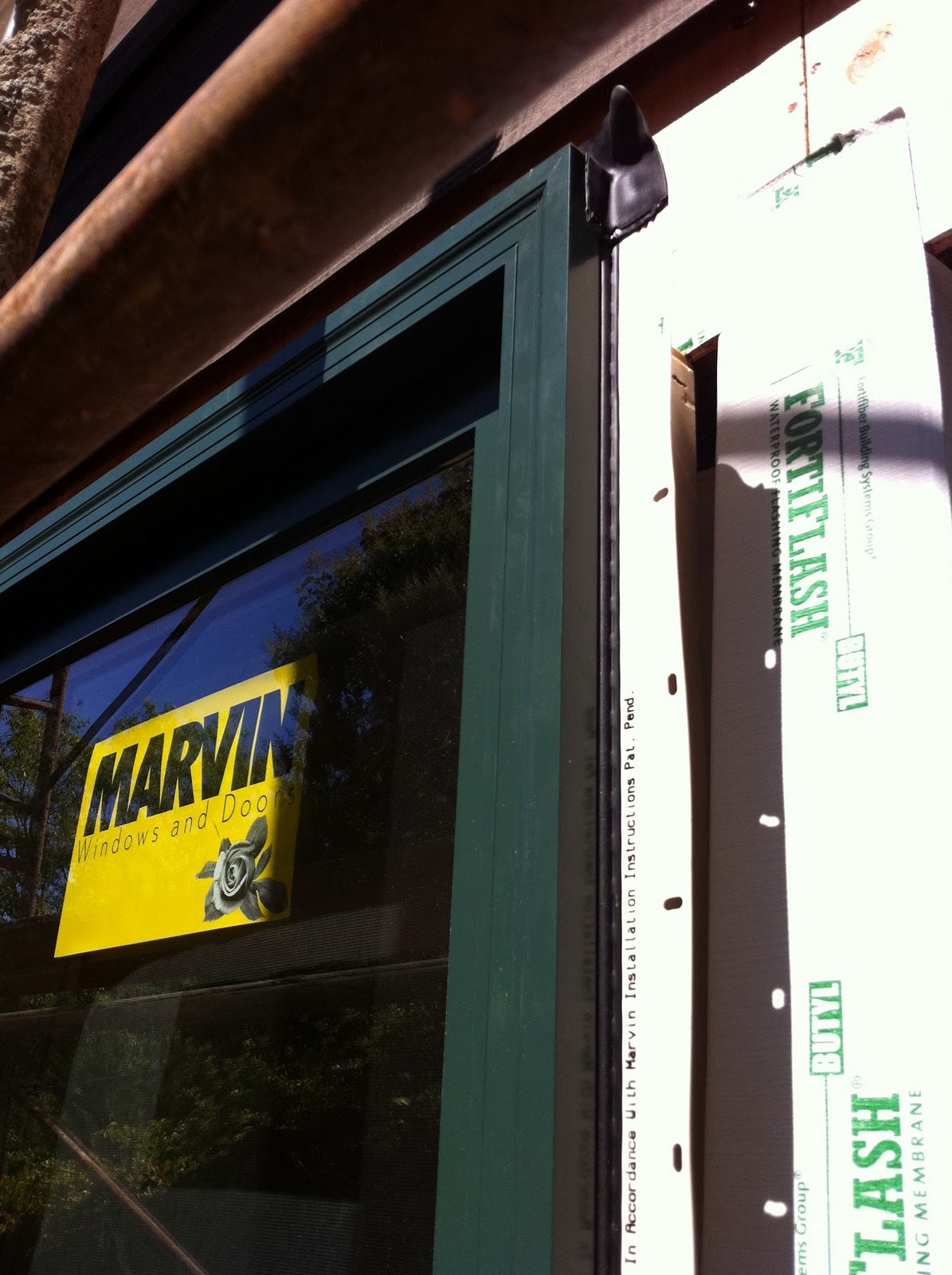 Marvin Window And Door Installation Marin County OT Glass
