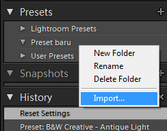 lightroom10 Cara menggunakan Photoshop LightRoom