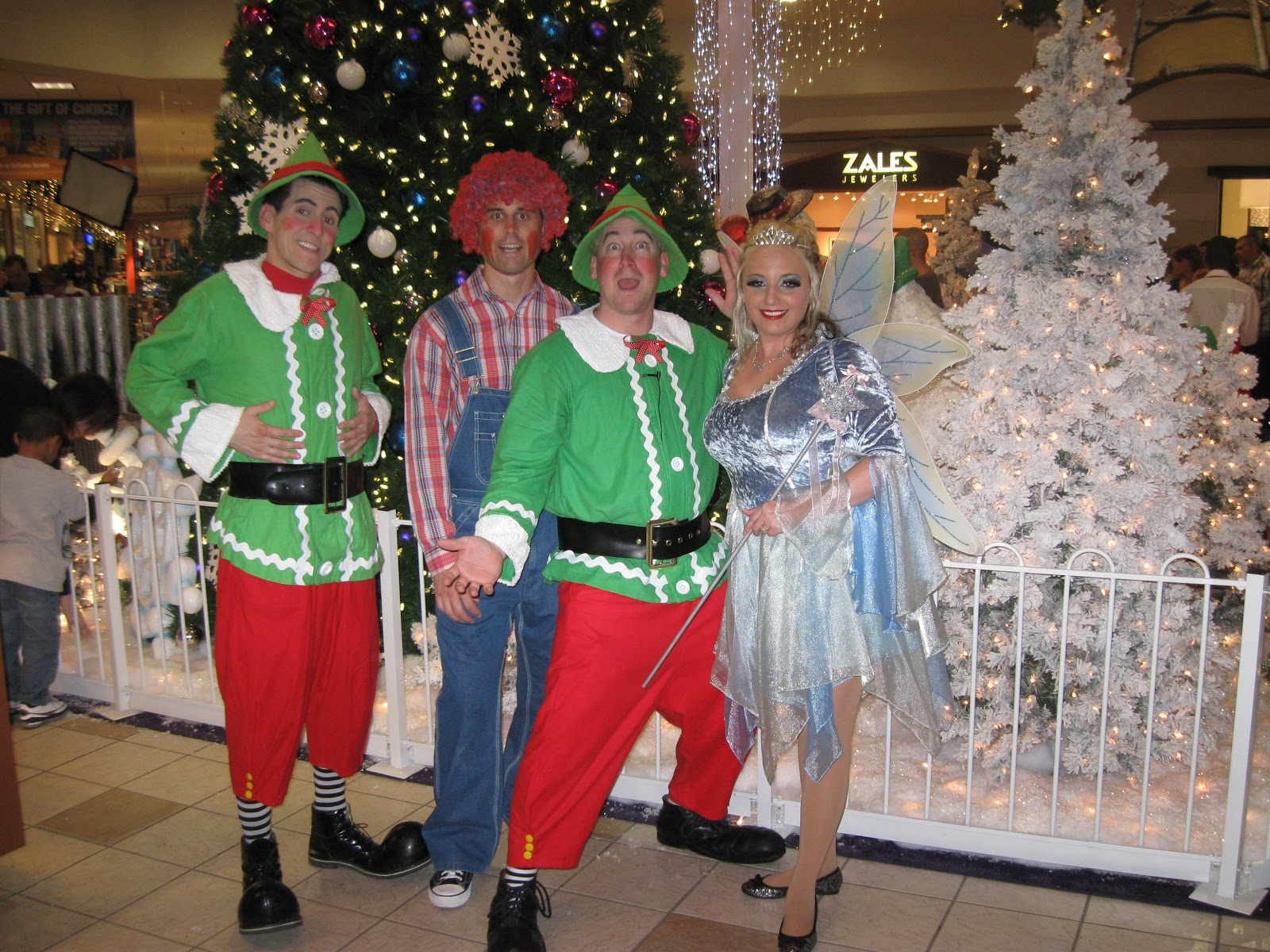 Corporate Christmas Party Entertainment Ideas Part - 37: ASTinc | Entertainment For Events Blog: 10 FUN Holiday .