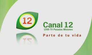 ver Canal 12 POSADAS Misiones online y en directo gratis