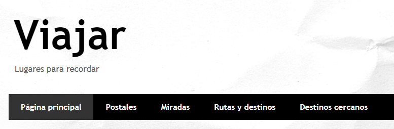 EL BLOG DEL VIAJERO/A