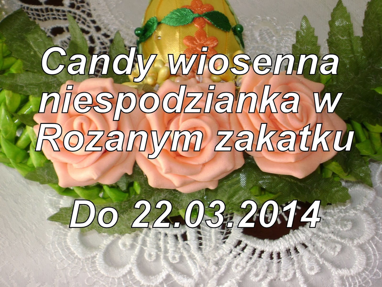 CANDY DO 22.03.2014r.