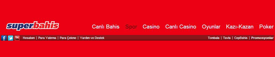 Superbahis.com - Süper Bahis, Superbahis, Online Spor Bahis Casino Sitesi