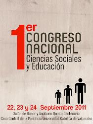 1º Congreso Nacional Ciencias Sociales y Educación